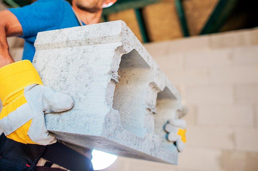 El sector de los materiales de construcción en alza