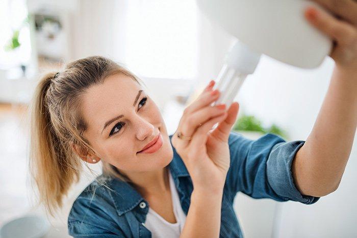Medidas para ahorrar en el consumo de energía de tu hogar.