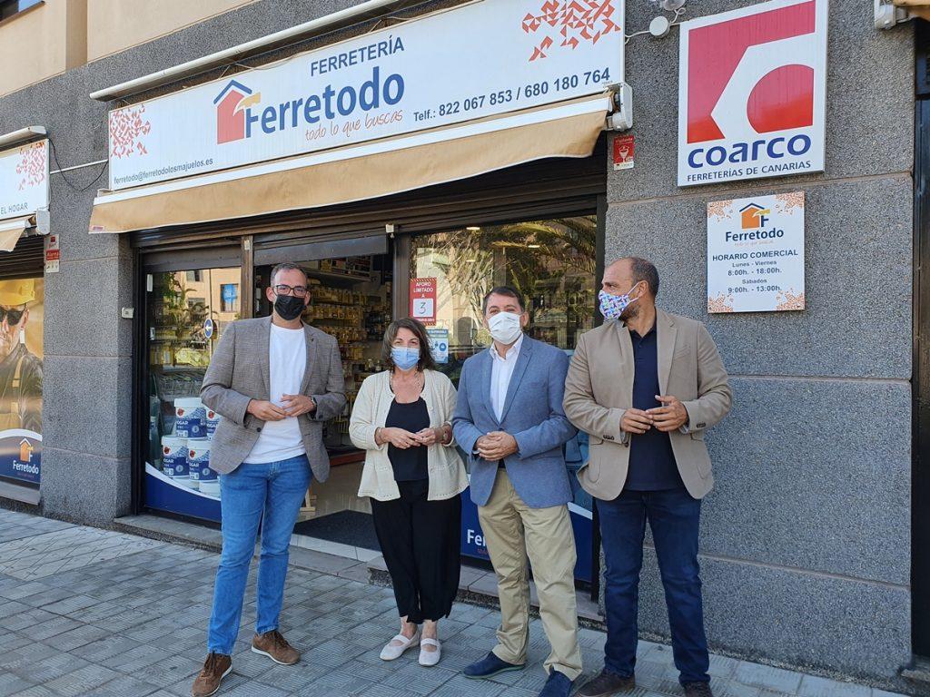 Santa Cruz supera los 20.000 bonos consumo vendidos y ya prepara la edición de 2022