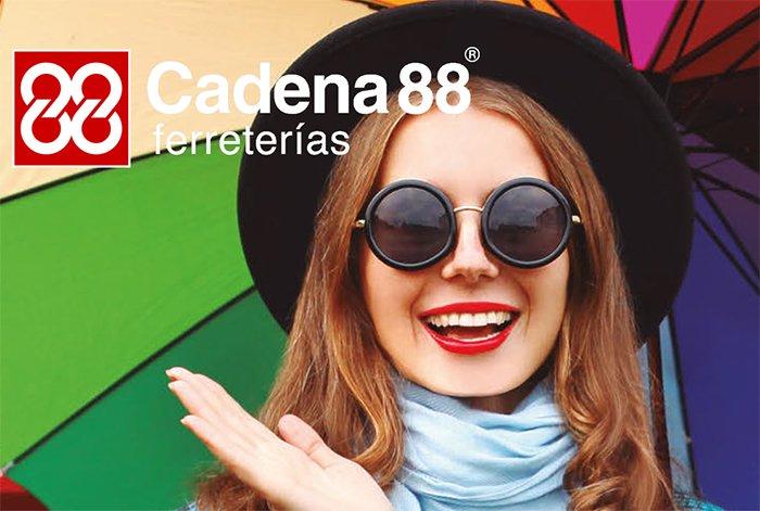 Nuevo catálogo de Cadena 88