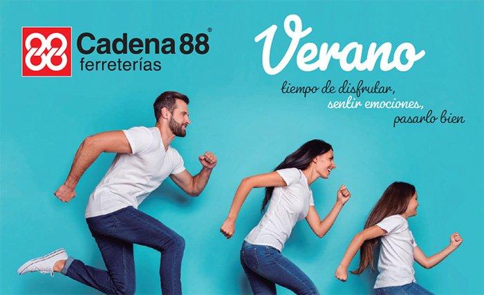 Nuevo catálogo de productos de Cadena 88