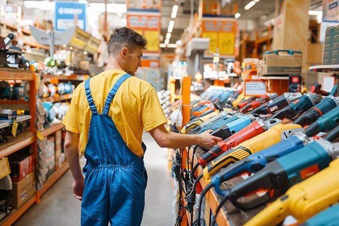 Descienden las ventas en el sector ferretero por el fin de las restricciones
